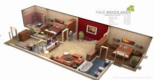 Pakistan House Designs Floor Plans 1 Kanal House Drawing Floor Plans Layout With Basement In Dha 4