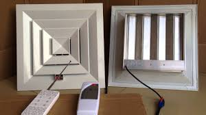 Smart Vent Roof Ventilation Smart Vent Wireless Remote Control Youtube