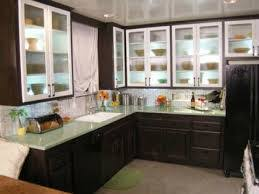how to paint kitchen cabinets with a sprayed on finish easy diy