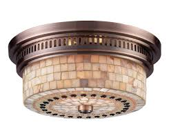 Copper Flush Mount Light Different Design Of Flush Mount Light Fixtures All Home Decorations