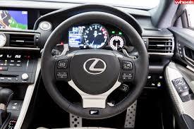 lexus rcf recall 2015 lexus rc f review wheels