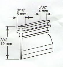 this is a u0027t u0027 type bottom shower door seal it installs into a