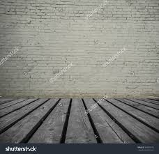 backdrop of high resolution white brick room bright with old save