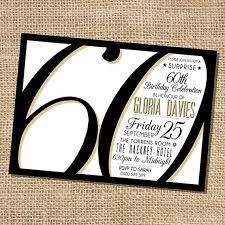 20 best 60th invitations images on pinterest birthday