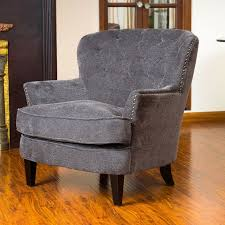 Linen Club Chair You U0027ll Love The Greene Tufted Upholstered Linen Club Chair At