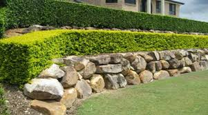 Bush Rock Garden Edging Paradise Bush Rocks Sandstone Retaining Wall Specialists Gallery