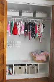 Nursery Closet Carolina Charm Nursery Update Mini Closet Makeover