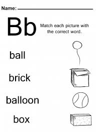all worksheets letter b worksheets printable worksheets guide