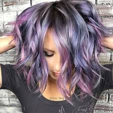 25 gorgeous purple grey hair ideas on pinterest can grey hair