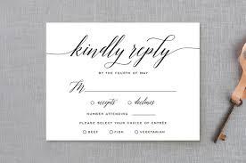 rsvp cards for wedding wedding rsvp etiquette 9 tips all brides should