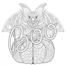 halloween coloring pages for adults printables coloring page