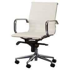 White Modern Desk Chair Office Chairs Joss U0026 Main