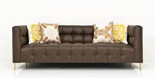 www roomservicestore com delano sofa in stingray dark brown faux