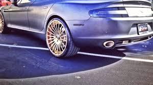 rapide savini wheels meek milliz new aston martin w new gold rims youtube