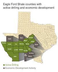 Utsa Map The Face Of The Eagle Ford Shale In San Antonio Texas Public Radio