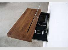charging station shelf floating shelf charging station elledecor