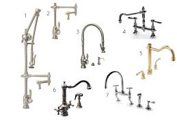 waterworks kitchen faucet a kitchen faucet roundup the estate of things