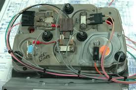 custom c3 corvette dash 1972 corvette project car dash wiring harness installation