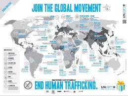 Human Trafficking Estimates by Global Human Trafficking A Modern Form Of Slavery