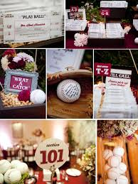 baseball themed wedding baseball themed wedding aol image search results