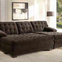 Comfortable Sectional Sofa Living Room Cream Velvet Extra Large Recliner Sectional Sofa With