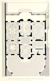 The Parc Condo Floor Plan Floor Plan Of A Hotel Particulier Near Parc Monceau Paris Old