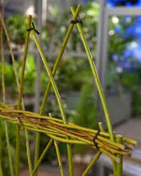 living willow fence u0026 video martha stewart