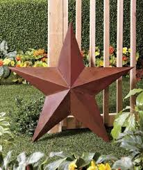 rustic star decor ebay