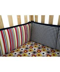 Mini Crib Bumper Pads by Crib Bumpers Red Creative Ideas Of Baby Cribs