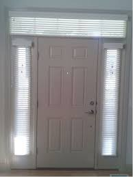 French Door Window Blinds Top Door Window Blinds 2017 Grasscloth Wallpaper Intended For