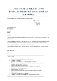 Samples Of Resume Letter by Cover Letter Great Examples