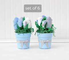Baby Shower Centerpieces Boy by Baby Shower Ideas Boy Boy Baby Shower Package Blue Baby Shower