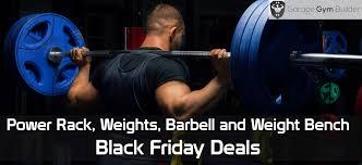 Jr Weight Bench Set 2017 Black Friday U0026 Cyber Monday Fitness Equipment Deals