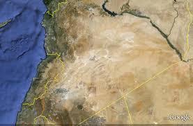 Empty World Map Strategic Sam Deployment In Syria