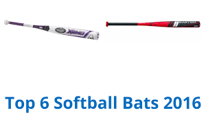 best pitch softball bats 6 best softball bats 2016