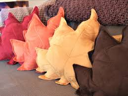 let cozy pillows bring a fall mood to your home home garden