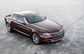 future cars 2018 lincoln continental as a bmw 7 and cadillac ct6