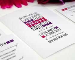 creative corporate invitations shutterswv shutterswv modern wedding