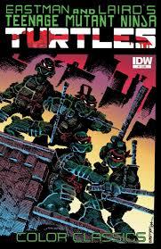 teenage mutant ninja turtles comics comic vine