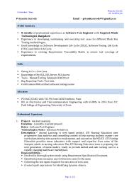 profile summary in resume sdlc in resume free resume example and writing download we found 70 images in sdlc in resume gallery