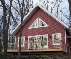 Sip Homes by Julkowski Inc Energy Efficient Minnesota Sips Cabin
