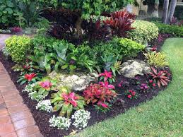 why hire a build simple tropical landscaping ideas your own front
