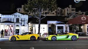 corvette vs lamborghini corvette z06 cabrio vs lamborghini aventador roadster