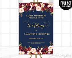 Wedding Poster Template 189 Best Wedding Stationery Images On Pinterest