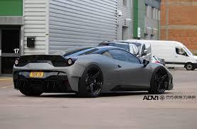 Ferrari 458 Body Kit - gray ferrari 458 italia adv05 m v2 sl wheels adv 1 wheels