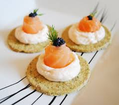 pate canapes smoked salmon canapes gf guardianwitness