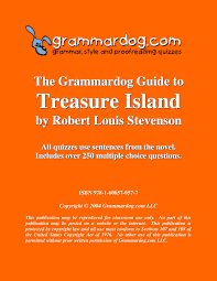 28 treasure island grammardog literature guide treasure