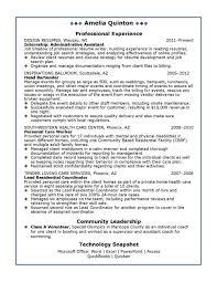 resume models in word format word format for resume 17 samples
