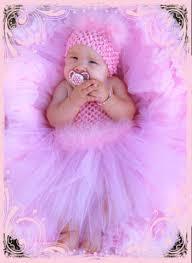 pretty in pink baby marabou crochet tutu dress style