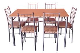 stainless steel table and chairs stainless steel kitchen table and chairs simple with photo of